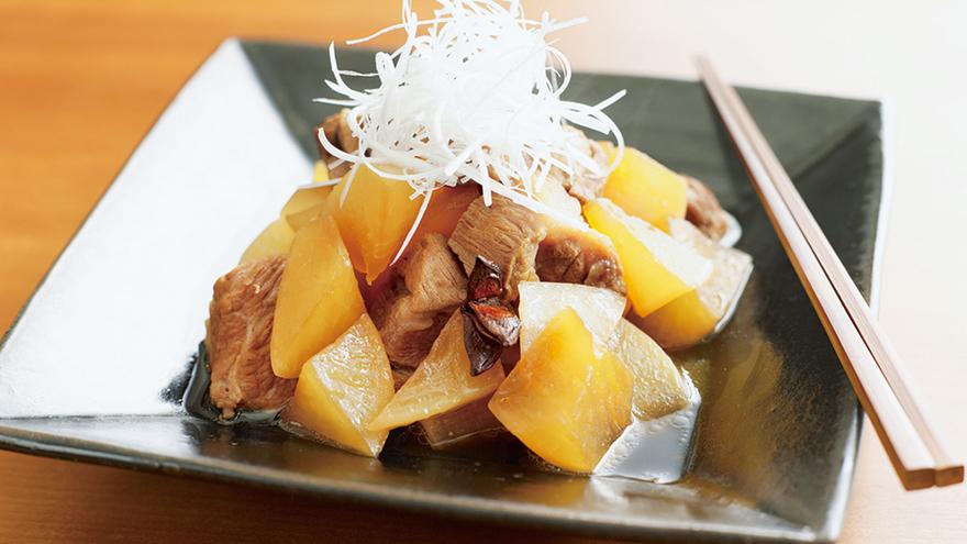 大根と豚肉の角煮 レシピ 内田 悟さん 【みんなのきょうの料理】おいしいレシピや献立を探そう