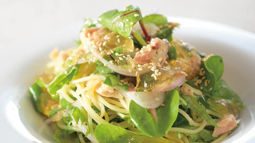 ツナと野菜の冷製パスタ レシピ 脇 雅世さん|【みんなのきょうの料理】おいしいレシピや献立を探そう