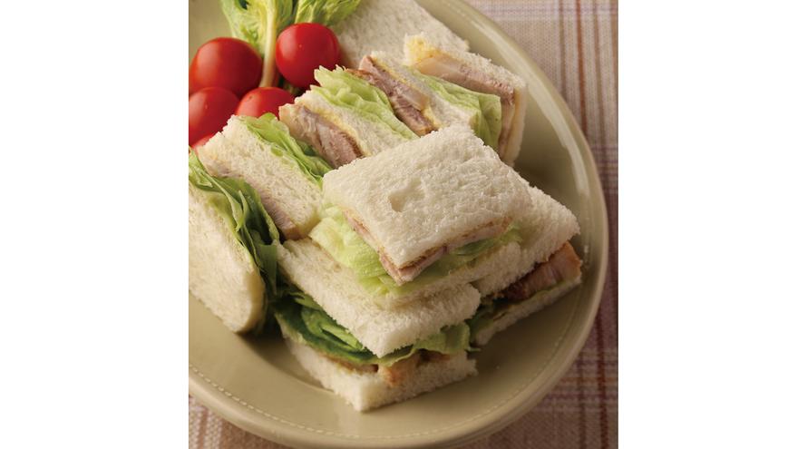 煮豚サンドイッチ レシピ 山本 麗子さん|【みんなのきょうの料理】おいしいレシピや献立を探そう