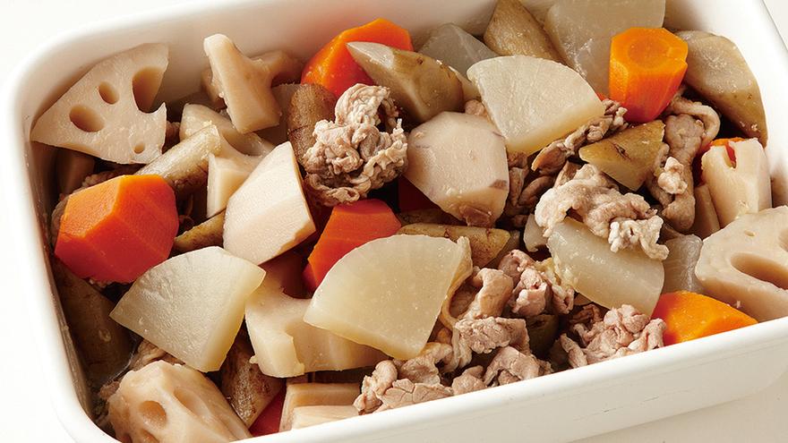 根菜おかずの素(もと) レシピ 尾身 奈美枝さん|【みんなのきょうの料理】おいしいレシピや献立を探そう