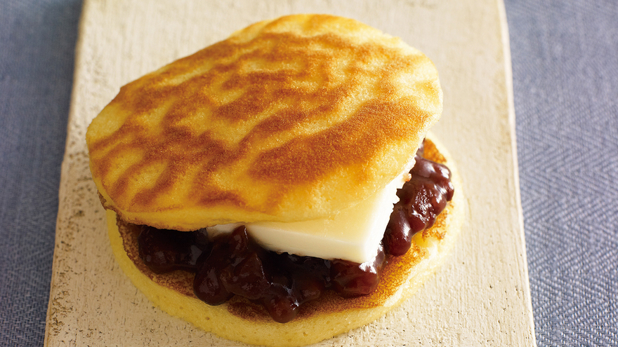 あんバターとら焼き レシピ 酒井 礼子さん|【みんなのきょうの料理】おいしいレシピや献立を探そう