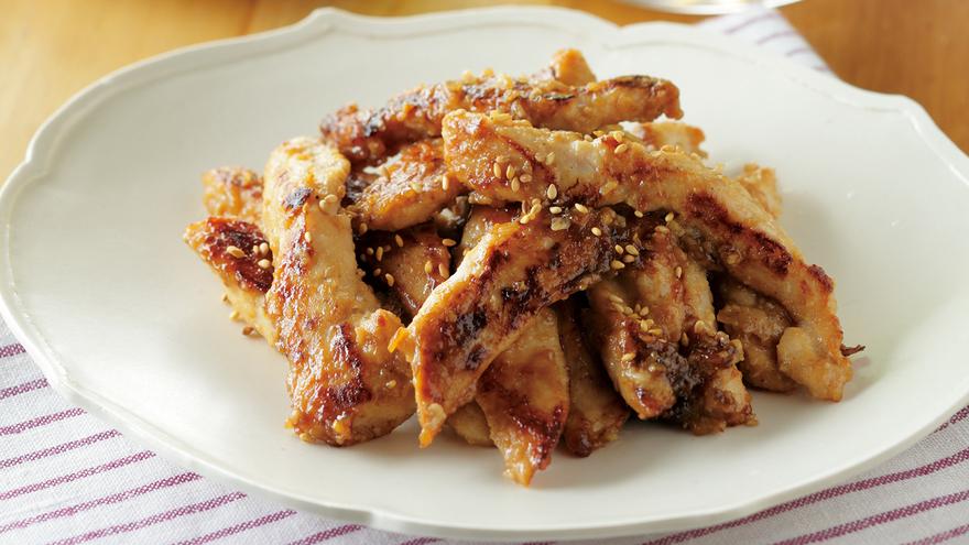 焼き肉チキン レシピ 舘野 鏡子さん 【みんなのきょうの料理】おいしいレシピや献立を探そう