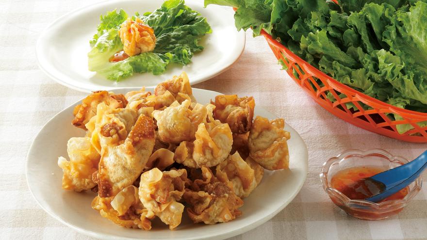 鶏から揚げシューマイ レシピ ほりえ さわこさん|【みんなのきょうの料理】おいしいレシピや献立を探そう