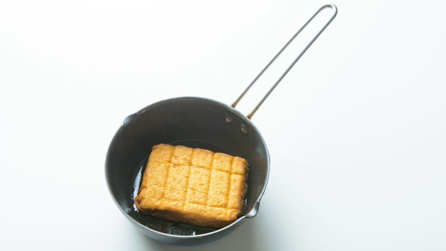 厚揚げの甘辛煮 レシピ 栗原 はるみさん|【みんなのきょうの料理】おいしいレシピや献立を探そう