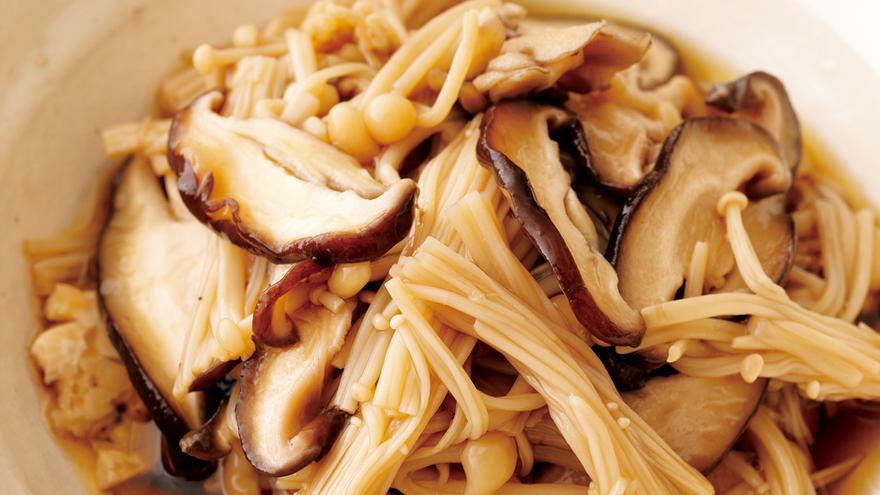 きのこのだしびたし レシピ 藤野 嘉子さん|【みんなのきょうの料理】おいしいレシピや献立を探そう