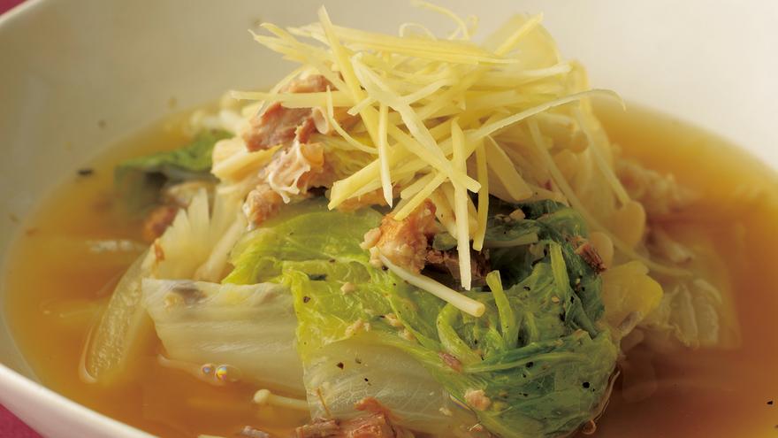 白菜 を 使っ た レシピ