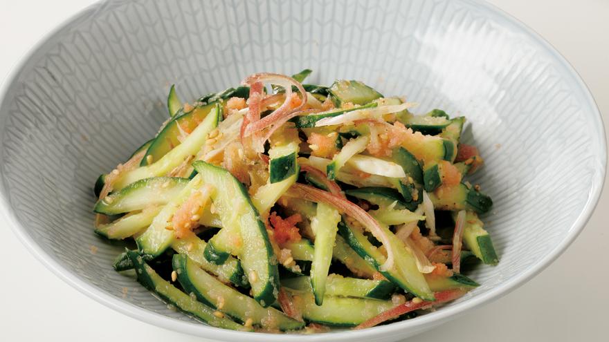 韓たん明太あえ レシピ 平野 レミさん|【みんなのきょうの料理】おいしいレシピや献立を探そう