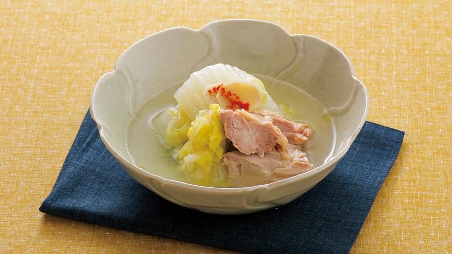 白菜の鶏スープ煮 レシピ 大原 千鶴さん 【みんなのきょうの料理】おいしいレシピや献立を探そう