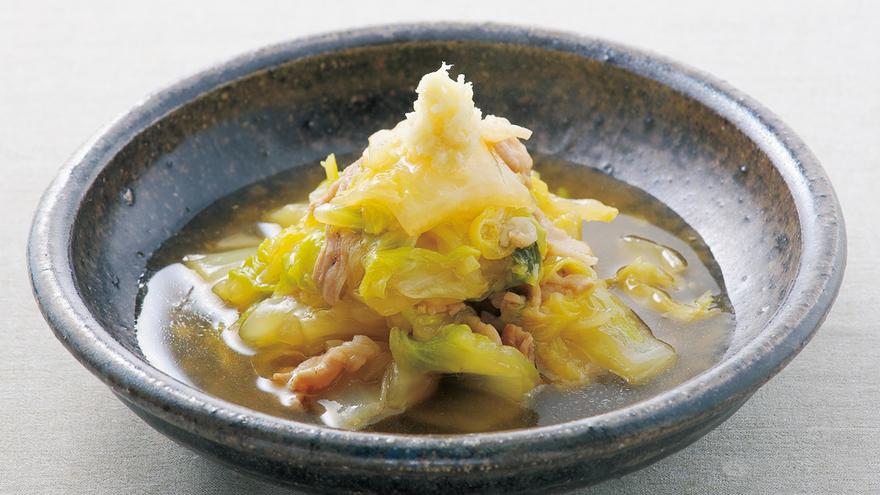 白菜のあんかけ レシピ 大原 千鶴さん みんなのきょうの料理
