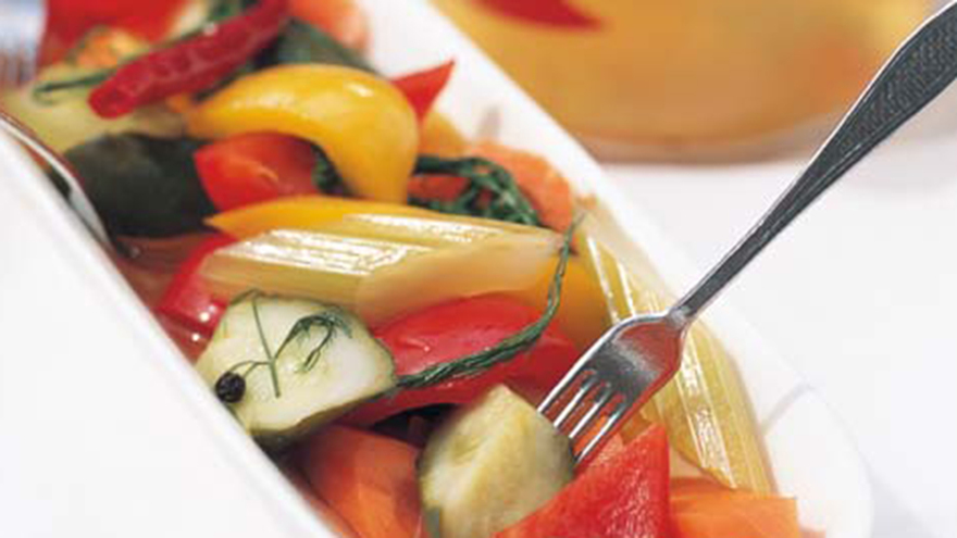 ミックスピクルス レシピ マロンさん|【みんなのきょうの料理】おいしいレシピや献立を探そう