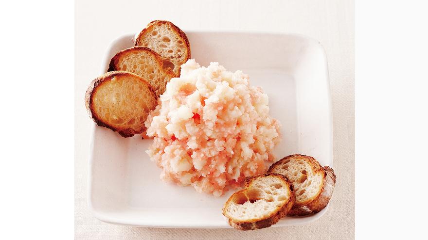 マッシュポテトの明太子サラダ レシピ 小田 真規子さん|【みんなのきょうの料理】おいしいレシピや献立を探そう