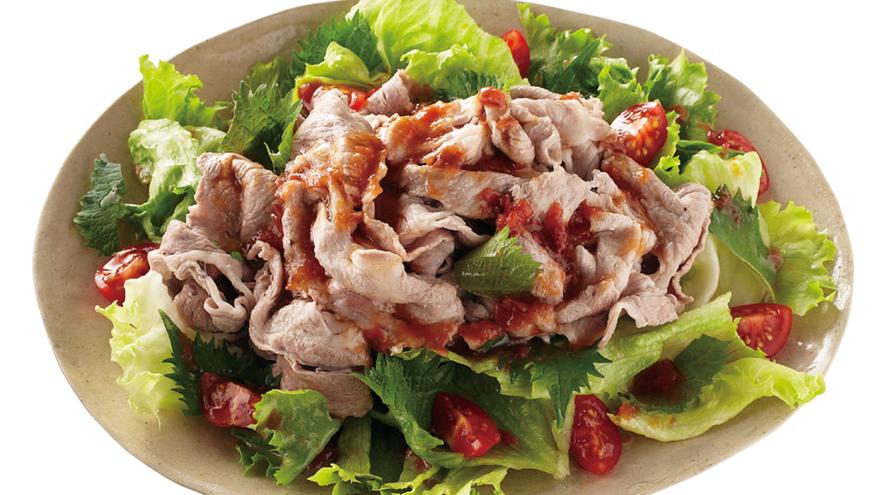 豚しゃぶサラダ レシピ 小田 真規子さん 【みんなのきょうの料理】おいしいレシピや献立を探そう