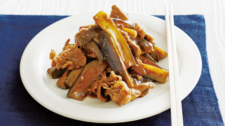 なすと豚肉のみそ風味炒め レシピ 内田 悟さん|【みんなのきょうの料理】おいしいレシピや献立を探そう