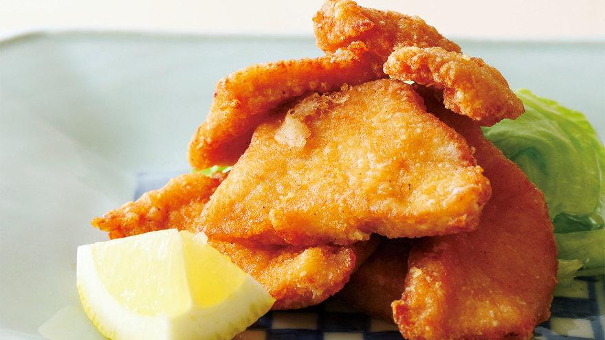 鶏の竜田揚げ レシピ 中嶋 貞治さん|【みんなのきょうの料理】おいしいレシピや献立を探そう