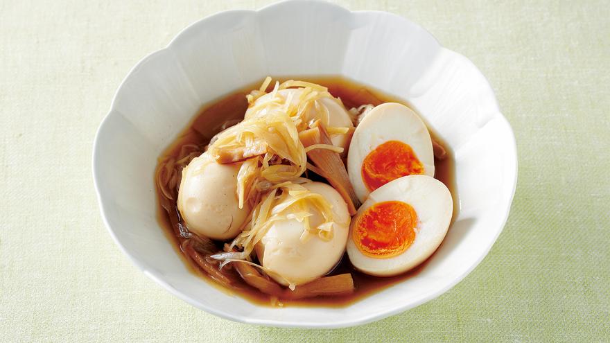 ラーメン卵 レシピ 小田 真規子さん 【みんなのきょうの料理】おいしいレシピや献立を探そう