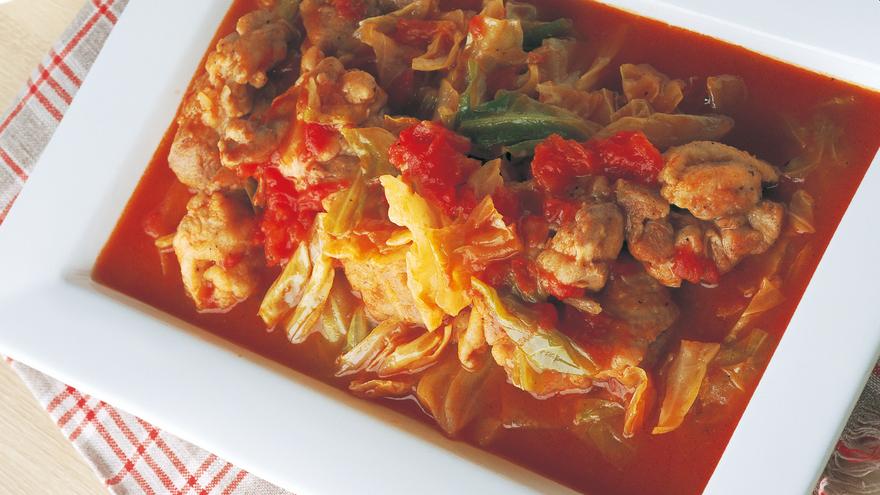 トマトとチキンの煮込み レシピ 山本 麗子さん|【みんなのきょうの料理】おいしいレシピや献立を探そう