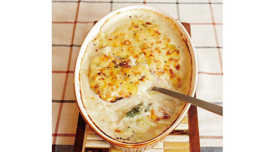 グラタン 白菜