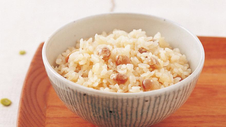 レシピ 煎り 大豆