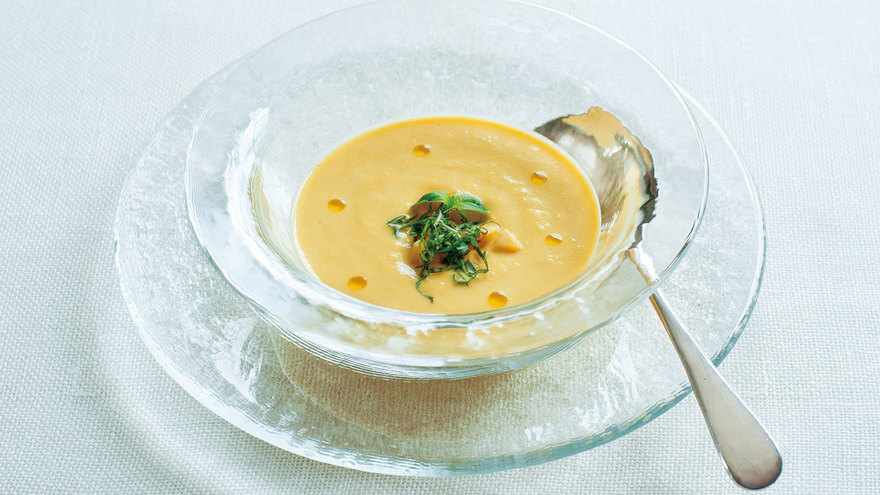 コーン スープ レシピ とうもろこし