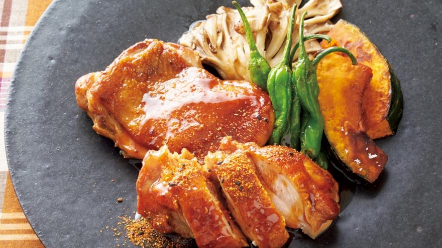 焼き 鶏肉 レシピ 照り