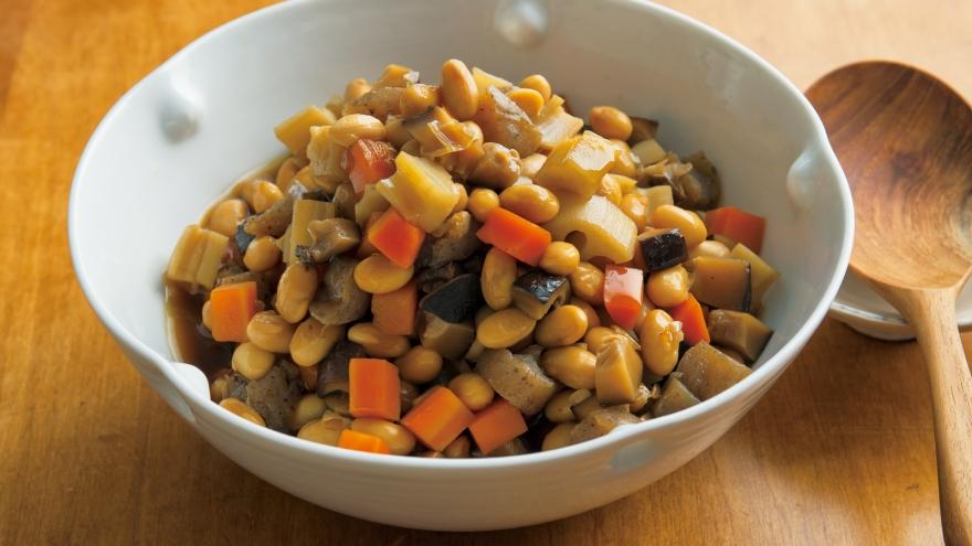 大豆 の 炊き 方
