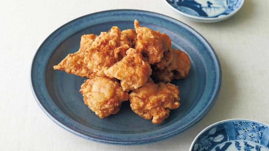 【今日の料理】【今日の料理】鶏のから揚げ