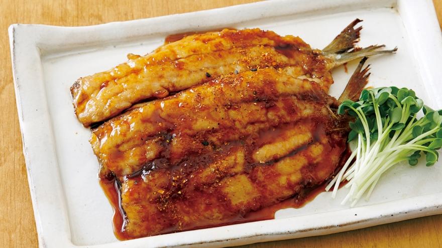 いわし 蒲焼き レシピ