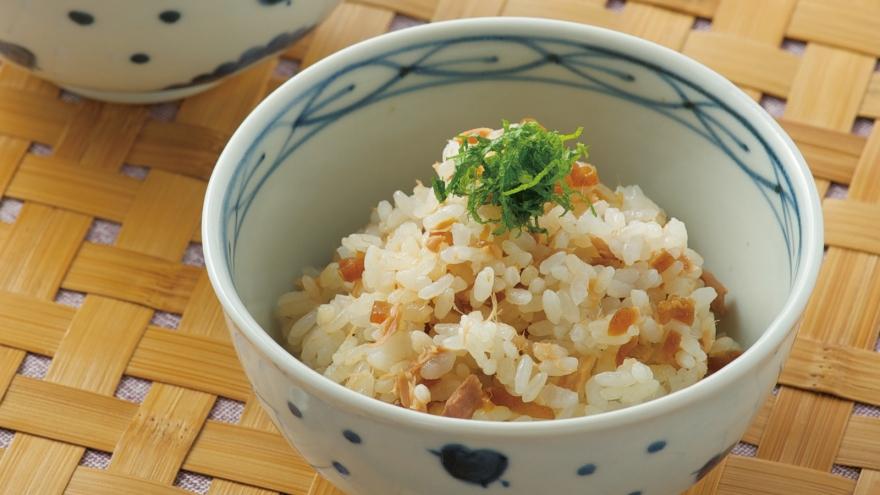 新 生姜 の 混ぜ ご飯