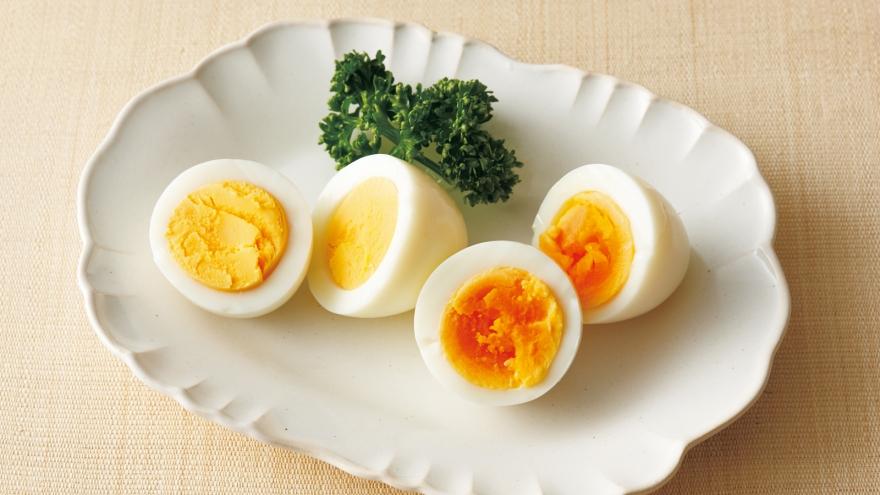 卵 冷やす 時間 ゆで