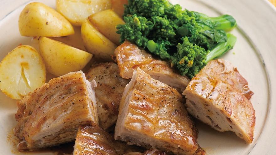 薄切り 豚 肉 ロース
