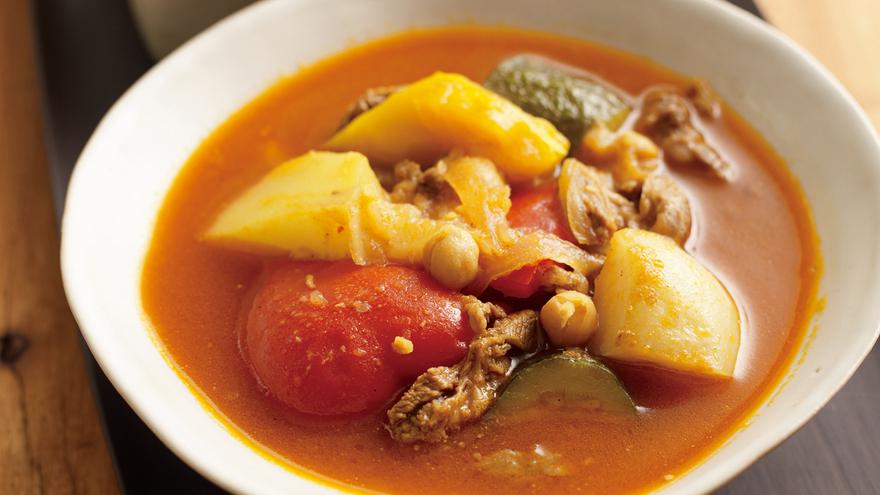 カレー レシピ スープ