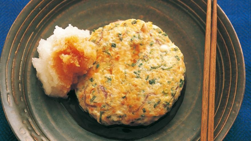 薬味バーグ レシピ 藤野 嘉子さん みんなのきょうの料理 おいしいレシピや献立を探そう