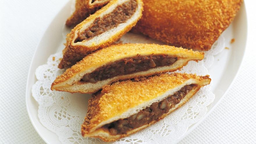 パン レシピ カレー
