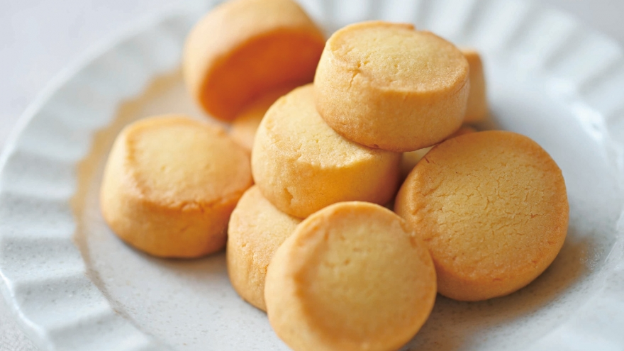 バタークッキーの画像