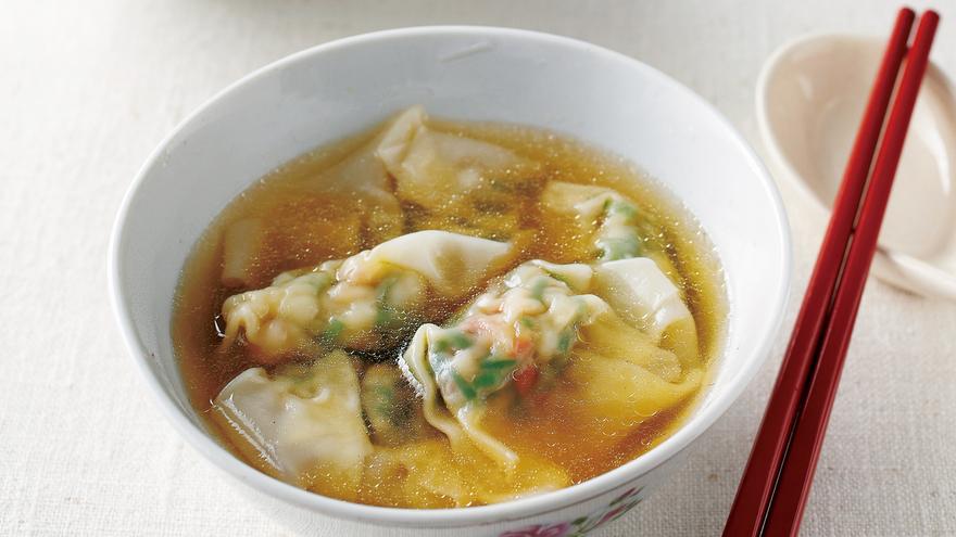 ワンタン スープ レシピ ワンタンスープのレシピ・作り方 【簡単人気ランキング】 楽天レシピ