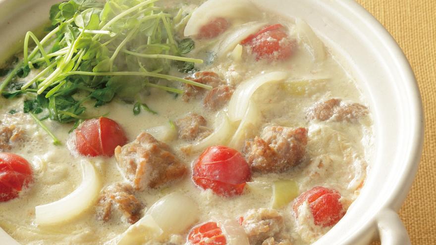 鍋 トマト 豆乳 女性に人気の「豆乳鍋」「トマト鍋」「コラーゲン鍋」は本当に美容に効く? ベスト4