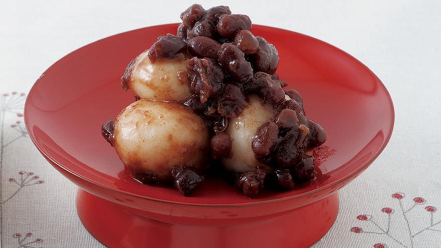 レシピ 白玉 白玉だんごのレシピ/作り方:白ごはん.com