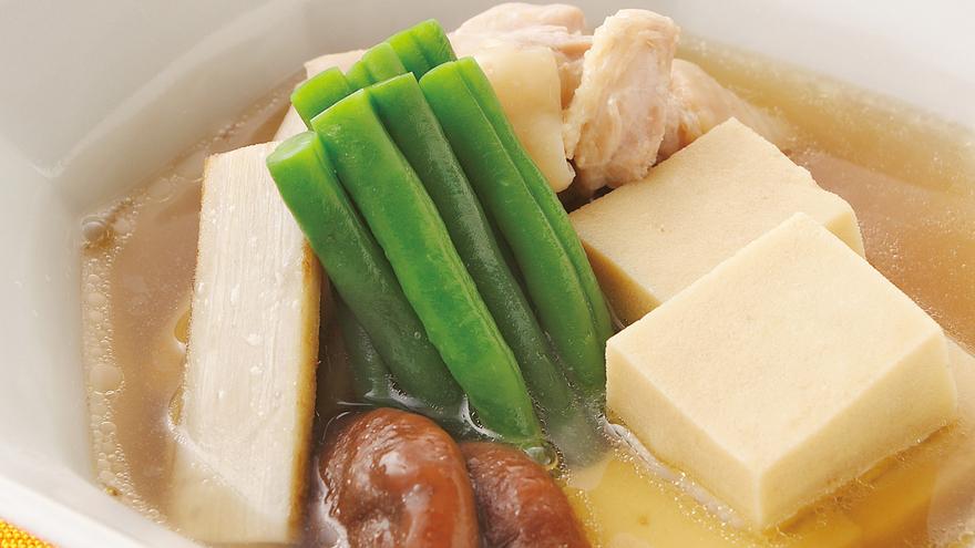 煮物 高野 豆腐 高野豆腐の煮物のレシピ/作り方:白ごはん.com