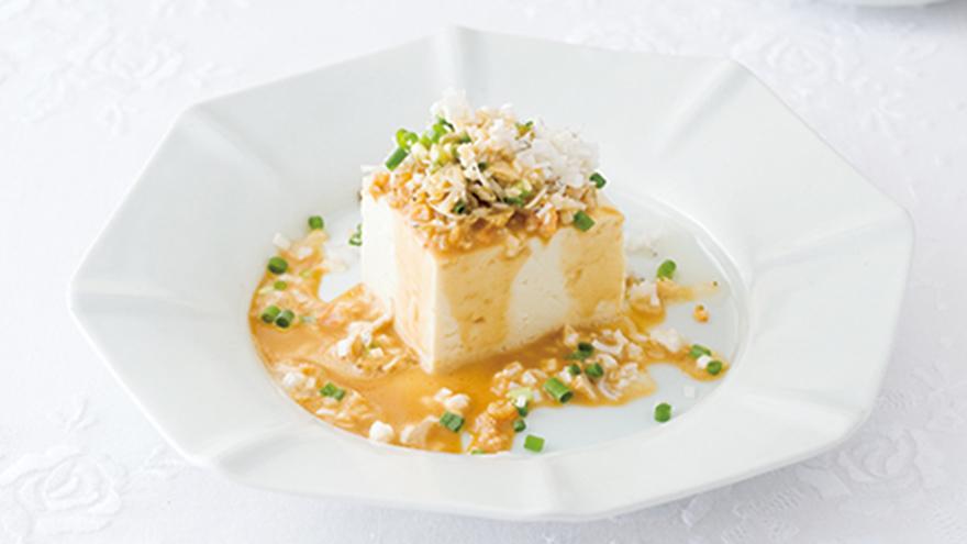 ごまだれ冷ややっこ レシピ 吉田 勝彦さん |【みんなのきょうの料理】おいしいレシピや献立を探そう