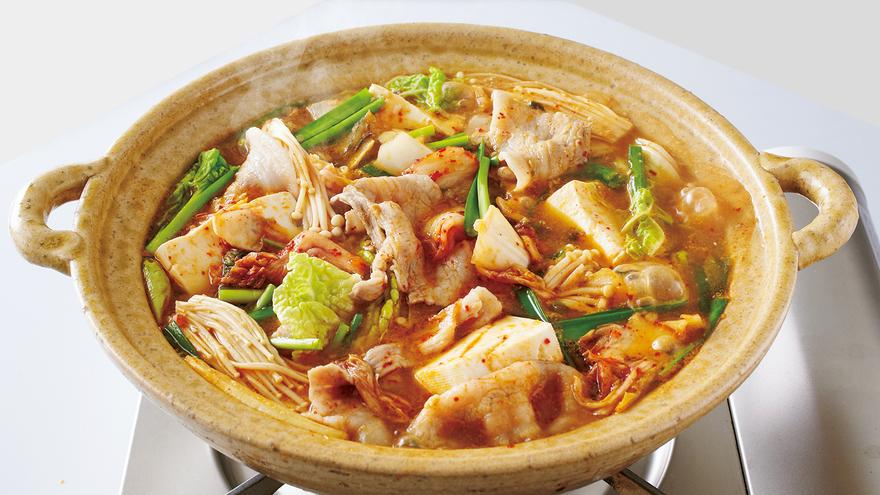 美味しい キムチ 鍋