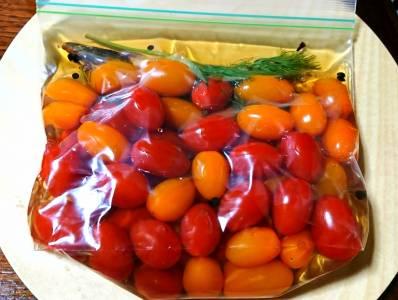 酢漬け ミニ トマト
