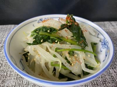 レシピ ナムル
