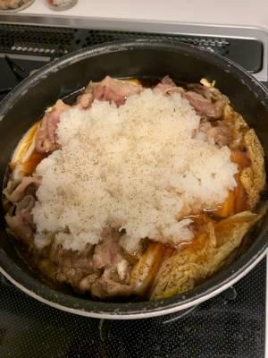 割り下 割合 すき焼き まるで高級店で食べるようなすきやきが家庭で再現出来る!