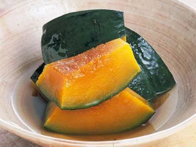 かぼちゃ 煮付け