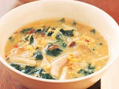 中華 コーン スープ