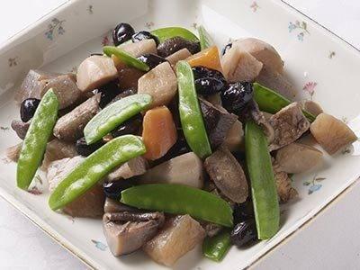 丹波黒豆入り根菜五目煮 レシピ みんなのきょうの料理