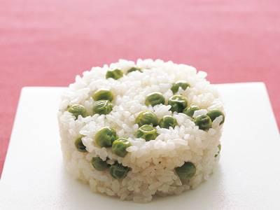グリーン ピース ご飯 の 炊き 方