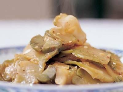 ザーサイ炒め レシピ 山本 麗子さん |【みんなのきょうの料理