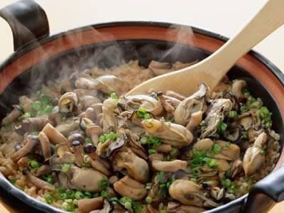 の 作り方 ご飯 牡蠣