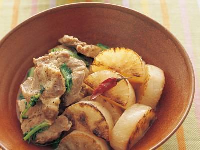 ロース 豚 かたまり レシピ 肩 柔らかくて美味しい「豚肩ロース肉のトマト煮込み」のレシピ